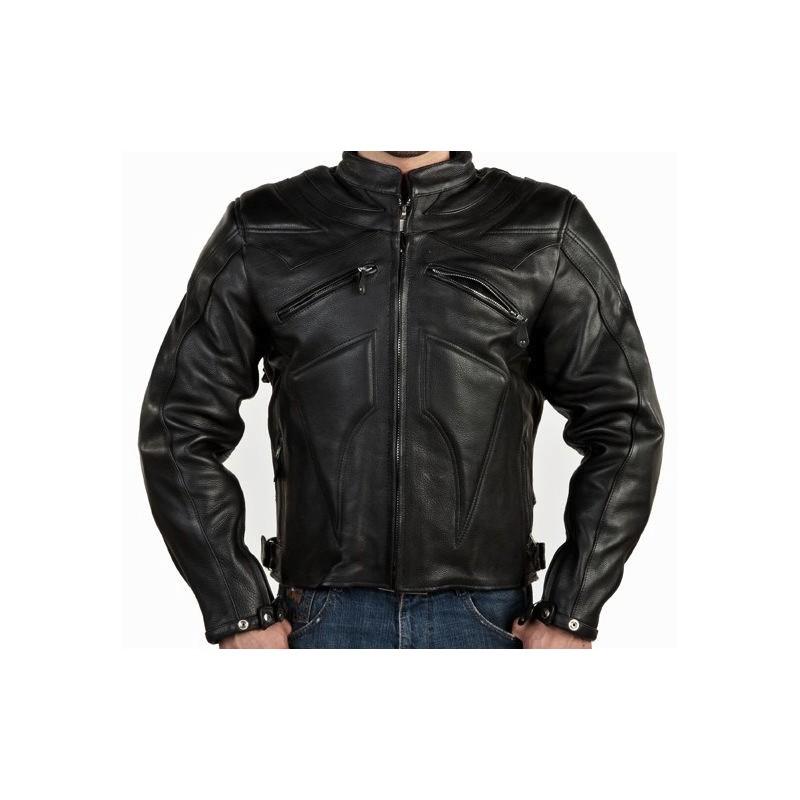 Venta de chaquetas de cuero para moto