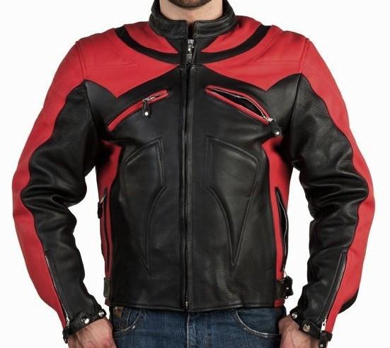 Chaqueta Ropa Motos De Protecciones Moto Con Cuero Para SYxOgTrqSw