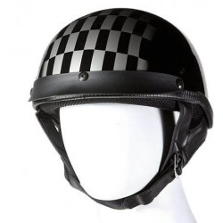 Casco abierto DOT Certificado Race Day