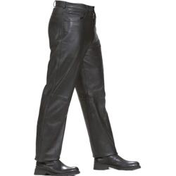 Pantalones cuero estilo Levi's